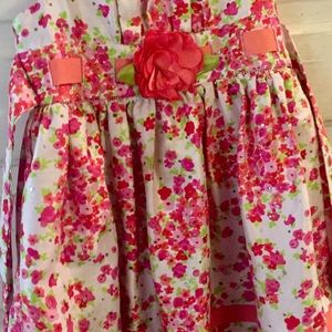 Youngland Dresses - Girl floral dress 4T